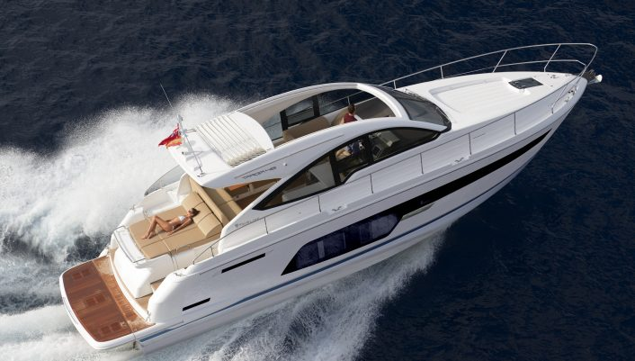 Targa 48 OPEN Exterior 17 (2018 Model Year)