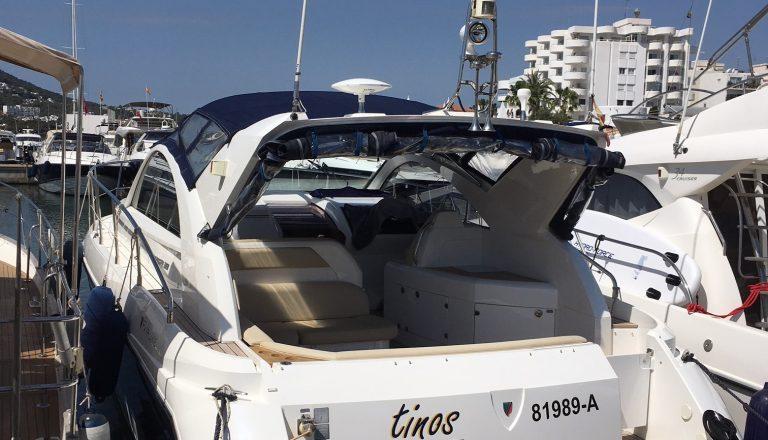 INYachts Ibiza used boats