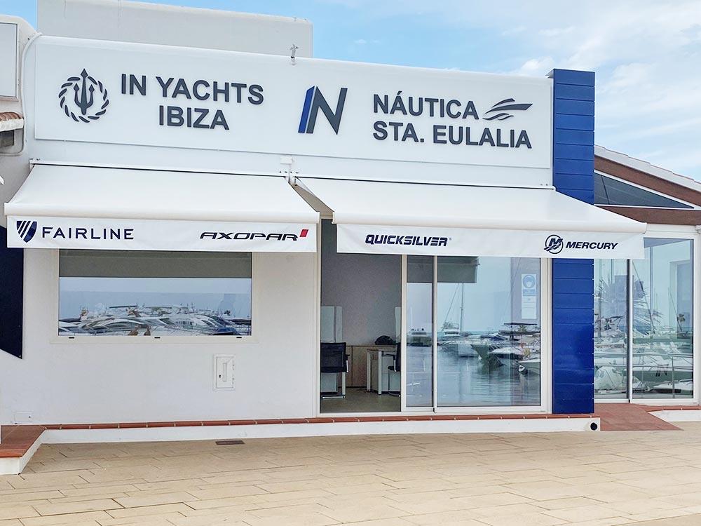 INyachts ibiza yacht charter