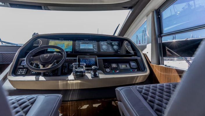 Targa 63 GTO Interior 8370