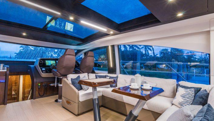 Targa 63 GTO Interior Saloon (4)
