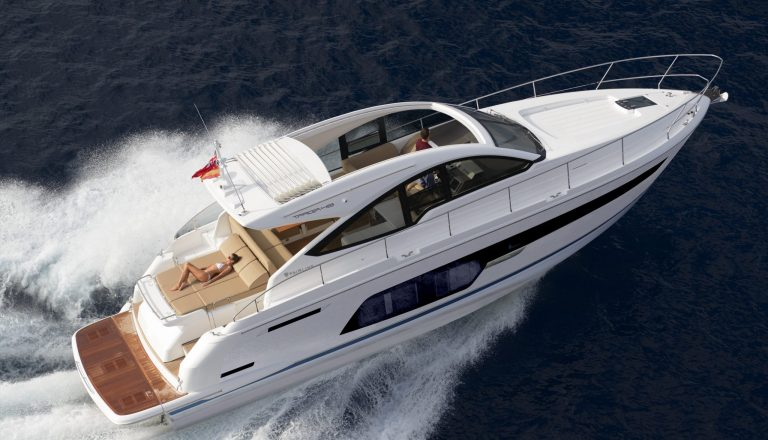 New Fairline 48 Open for september delivery!